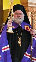 His Grace Mark, Bishop of Baltimore