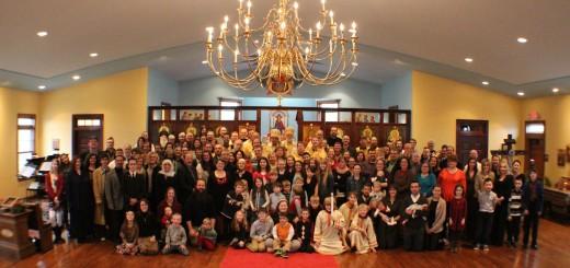 Parish Photo Dedication 2015