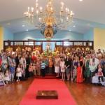 St. Athanasius Parish, Pentecost 2016
