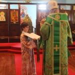 Beginning the Pontifical Liturgy